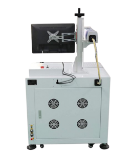 máy khắc laser kim loại 20W