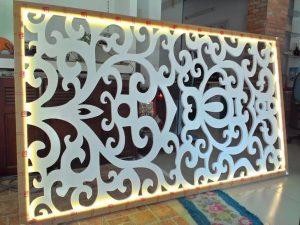 Máy cnc khắc cắt gỗ