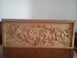 Máy cnc khắc cắt hoa văn