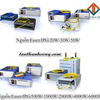 nguồn laser fiber IPG