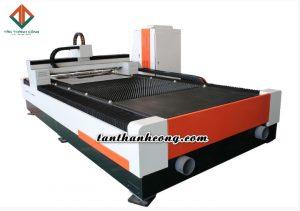 máy fiber cutting cắt kim loại 1325