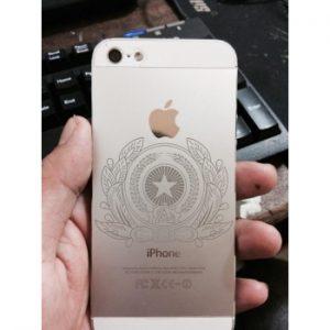 máy khắc laser trên điện thoại