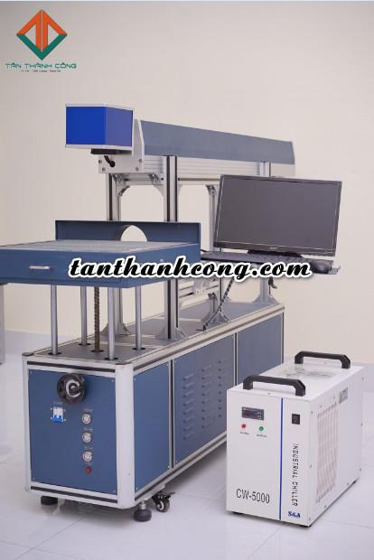 máy laser co2 cắt thiệp siêu tốc 100w giá tốt