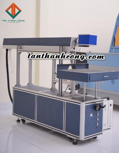 máy laser co2 cắt thiệp siêu tốc 100w