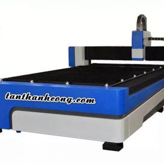 máy laser fiber cutting 1530 1000w cắt kim loại
