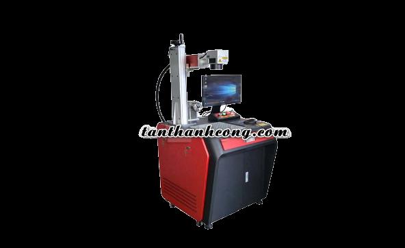 máy laser khắc màu