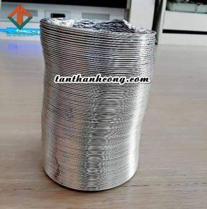 ống khói bạc chất lượng