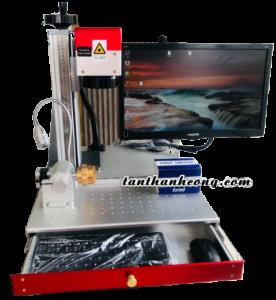 máy laser mini khắc vàng